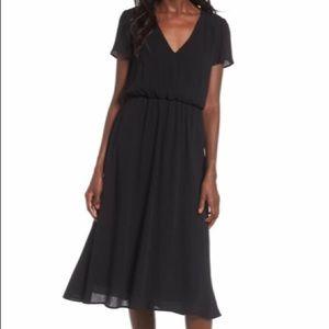 WAYF Blouson Dress